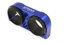 Pompa Paliwa Epman Uchwyt 2x60mm Blue - GRUBYGARAGE - Sklep Tuningowy